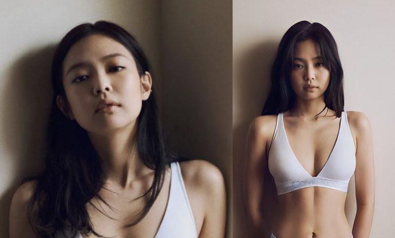 Photo of BLACKPINK хамтлагийн Jennie-гийн Calvin Klein брендийн сурталчилгаа нетизенчүүдийг хуйлруулж байна.
